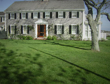 Residential Landscape Services - Cape Cod Massachusetts